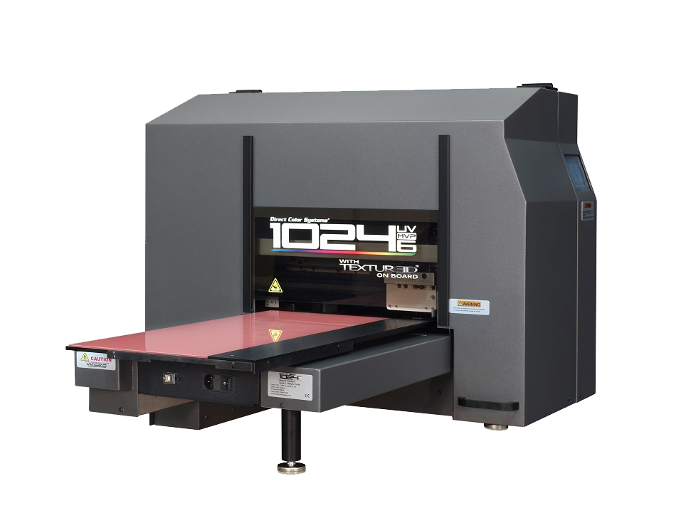 Direct Jet UV Printer Direct Color Systems