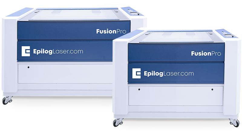 Epilog Fusion Pro Laser Series Group