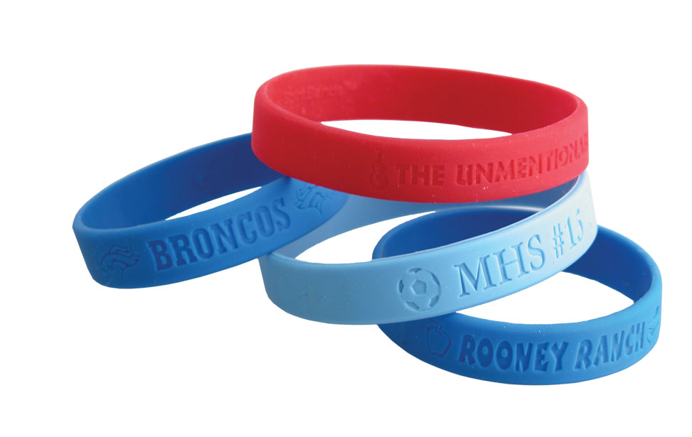 Silicon Promotional Bands