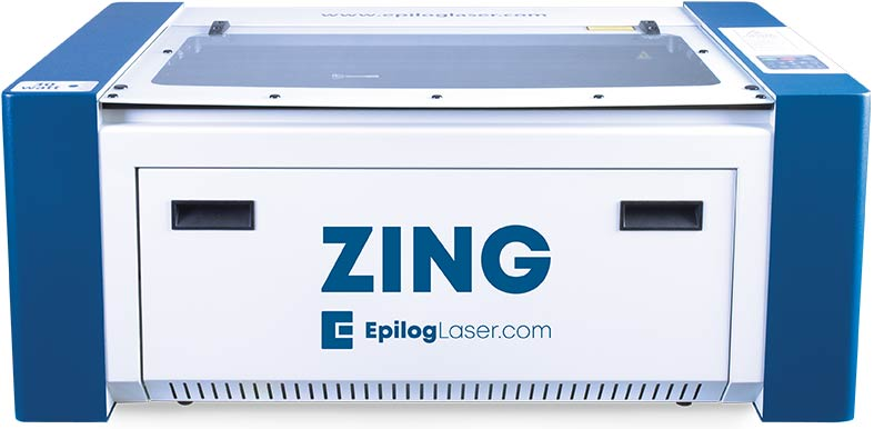 Epilog Zing Laser Series Product Information Overview