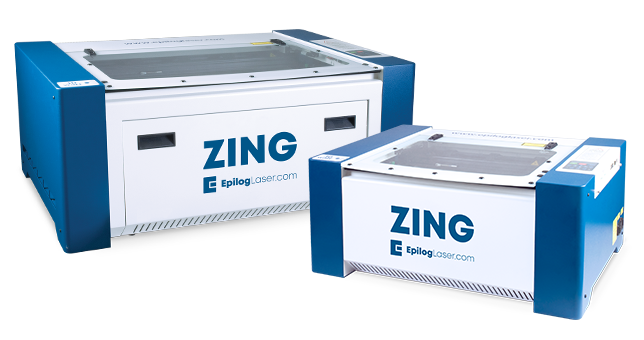 Epilog Zing Laser Series Group