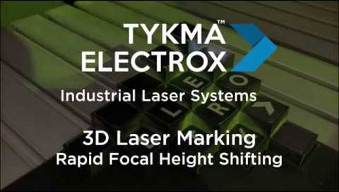 TYKMA Electrox Video Gallery - Galvo Engravers and Applications